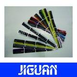 Prix bon marché imprimé brillant couleur mat flacon des étiquettes de sécurité