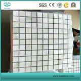 Weißes Holz/graues Holz/heller Serpeggiant Marmor für Fliese-NBH/Eitelkeits-Oberseite/Mosaik