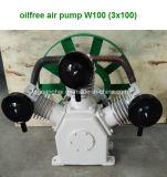 Trasmissione a cinghia senza olio/compressore d'aria di Oilless W100 (3X100mm)