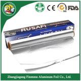 Ménage de qualité supérieure en aluminium et de rouleau de papier d'enrubannage