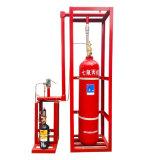 sistema de supresión de fuego del extintor de 5.6MPa 70L FM200