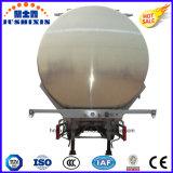 Изготавливания алюминиевый топлива 45m3 топливозаправщика трейлер Semi для сбывания