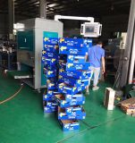 Automatisches Frucht-Tellersegment, das Maschine herstellt