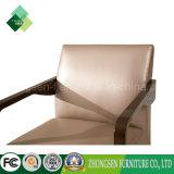 يسترخي كرسي ذو ذراعين ردهة أثاث لازم كرسي ذو ذراعين خشبيّة لأنّ عمليّة بيع