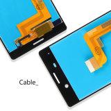 ソニーXperia M4の水LCDスクリーンのための電話デジタルスマートなスクリーン