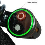 10W CREE Xm-L2 T6 Bicicleta Luz LED de aluminio