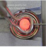 강철 15kw 고능률 유도 가열 기계에 난방 용접 놋쇠로 만드는 탄화물