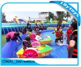 Het openlucht Zwembad van het Frame van de Grond van het Land voor het Park van het Water