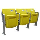 Blm-4162 modern ons het Plastiek van de Vrije tijd zonder Zetten van de Dekking van de Zetel van de Stoelen van het Stadion van het Voetbal van Fodable van de Winkels van Wapens het Heldere Gekleurde In het groot