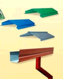 Colore Aheet coprente ondulato ed accessori