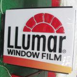 Коробка рекламировать СИД алюминиевой рамки профессиональная изготовленный на заказ напольная пластичная светлая