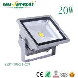 20W LED Flutlicht auf wasserdichtem im Freien