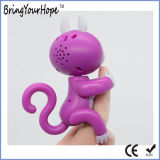 Interactive Finger Kid Toys Fart Happy Fingerlings Squirrel (XH-FL-003)