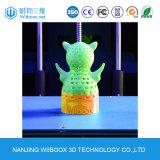 Talla dual al por mayor 270X280X300m m Fdm 3D Printer Company 2 de la impresión de la boquilla