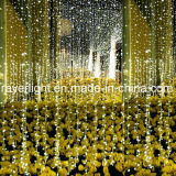 3x2m LED Rideau de lumière de vacances de Noël lumières décoratives