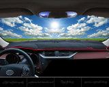 Tampa do Painel Dashmat Tapete tapete de painel de protecção solar para Honda Fit 2001-2007