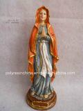 Polyresinの彫像のカトリック教の宗教