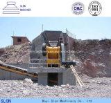 석회석 채광 기계를 위한 ISO Pex 돌 또는 바위 또는 턱 쇄석기
