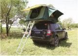 トレーラーの屋根の上のキャンピングカー/ジープの屋根のテント