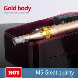 Remoção Anti-Hair recarregável ouro Dr Pen M5 Derma Pen