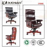 2709A 현대 사무실 회전대 행정상 가죽 회의 의자