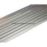 Meilleures ventes brosse en acier inoxydable pour les portes d'ascenseur AISI 304 Acier laminé à froid 2b Fiche de rétroviseur