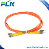 Sc-Sc dúplex de fibra óptica monomodo cable de conexi n Latiguillos puente