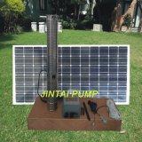 Jogos solares da bomba de água da C.C., bomba psta solar da piscina, sistema de bombeamento submergível solar