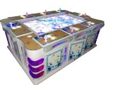 Ocean Rei 8 Jogadores pescar peixes máquina de jogos Game Factory