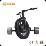 Плывут по машине для взрослых 52V 1500W 20дюйма*3.0 жир электрический дрейфа Trike мотор-колеса