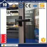 Inclinaison d'aluminium d'interruption/en aluminium thermique de tissu pour rideaux/guichet en verre de Chambre compartiment de tente