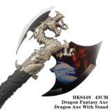 ドラゴンのクラフトのナイフの想像のナイフ表の装飾43cm