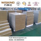 Felsen-Wolle-Wand-Zwischenlage-Panel mit guter Isolierung ISO9001