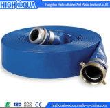Шланг высокого PVC Layflat всасывания и разрядки воды давления