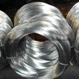 Fil galvanisé à chaud de feux de croisement/feux de croisement sur le fil de fer galvanisé à chaud/Fil en acier trempé à chaud