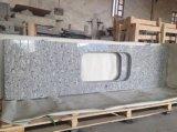 Bovenkant van Countertop&Vanity van de Keuken van het Graniet van de maan de Witte
