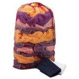 """Bolso grande con los bolsos del acoplamiento del color del lazo - talla del lavadero del acoplamiento: 24W """" X 36h """""""