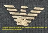 2018 en tres dimensiones poliuretano termoplástico (TPU) El logotipo de la transferencia de calor