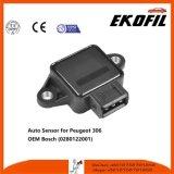 Sensor de posição do regulador de pressão das auto peças para OEM 0280122001 de Peugeot 306
