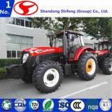 Trattore agricolo internazionale della Cina grande/trattore del prato inglese/trattore 180HP della rotella