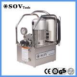 Una pompa a pistone idraulica industriale delle 700 barre