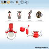 Système automatique d'extincteurs automatiques pour tuyaux humides