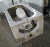 De cerámica Pared-Colgar la dimensión de una variable del cuadrado del tazón de fuente de tocador (ML-590)