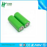 32650 3.7V 5000mAh Li-Ionen Cilindrische Batterijcel met Draad en Schakelaar