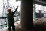 機械を塗る普及したエクスポートされた壁のセメントのレンダリングかセメント