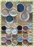 Sabbia naturale di colore per il rivestimento di pietra esterno