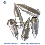 Alumínio personalizadas/bronze/bico de metal para acessórios de ferramenta de máquina para pulverização