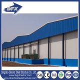 Construção de grandes estruturas de aço pré-fabricadas Armazém de armazenamento industrial