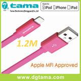 iPhone5/6/7 빠른 비용을 부과 8pin 케이블을%s 1.2m Mfi 케이블