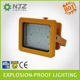 Hazadous Locatonの耐圧防爆照明のためのAtexのセリウムの公認の防爆照明